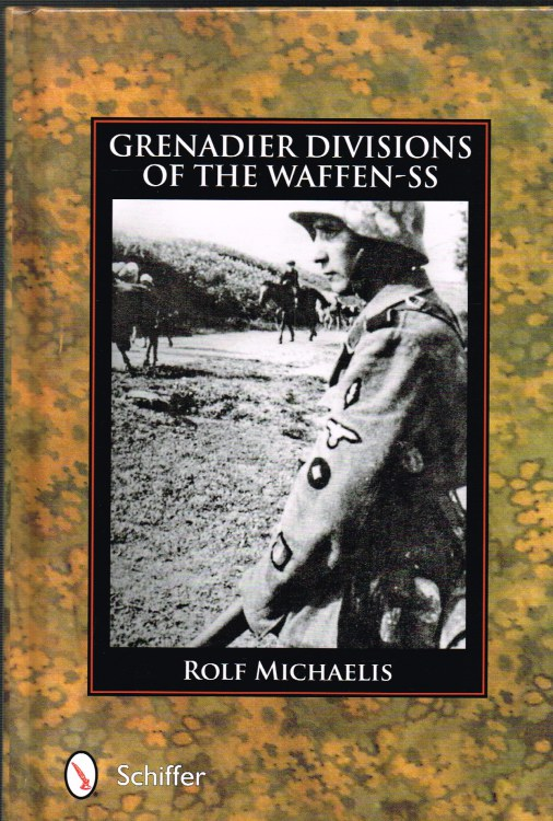 Image for GRENADIER DIVISIONS OF THE WAFFEN-SS