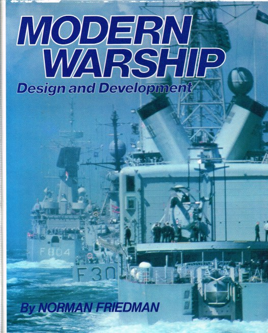 Image for MODERN WARSHIP DESIGN AND DEVELOPMENT
