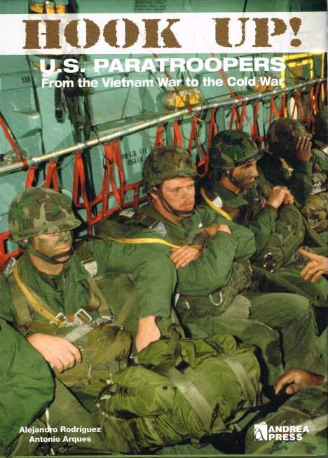 Image for HOOK UP! US PARATROOPERS FROM THE VIETNAM WAR TO THE COLD WAR