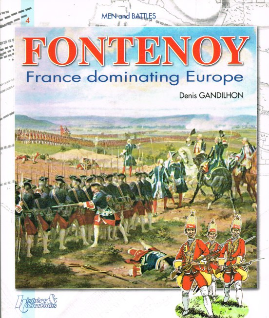 Image for FONTENOY 1745: FRANCE DOMINATING EUROPE