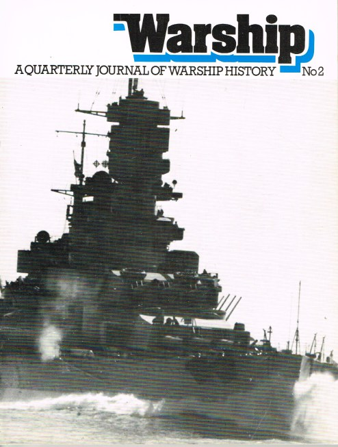 Image for WARSHIP NUMBER 2: A QUARTERLY JOURNAL OF WARSHIP HISTORY