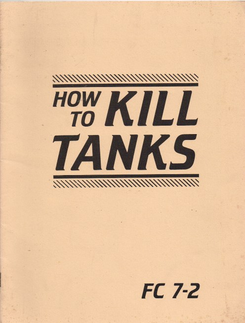 Image for FC 7-2: HOW TO KILL TANKS