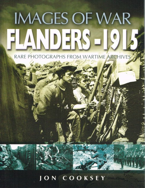 Image for IMAGES OF WAR: FLANDERS 1915