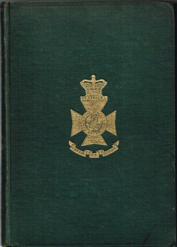 Image for THE ANNALS OF THE KING'S ROYAL RIFLE CORPS VOLUME II: THE GREEN JACKET