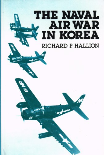 Image for THE NAVAL AIR WAR IN KOREA