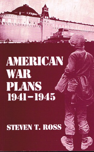Image for AMERICAN WAR PLANS 1941-1945: THE TEST OF BATTLE