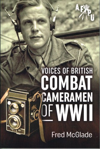 Image for VOICES OF BRITISH COMBAT CAMERAMEN OF WWII