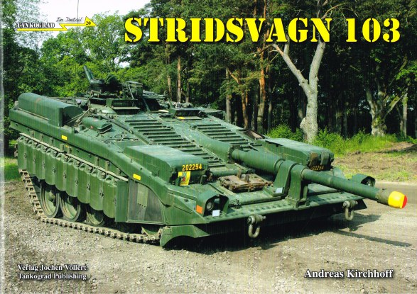 Image for IN DETAIL FAST TRACK 20: STRIDSVAGN 103