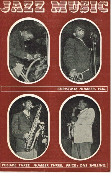 Image for JAZZ MUSIC: VOLUME THREE, NUMBER THREE: CHRISTMAS NUMBER, 1946