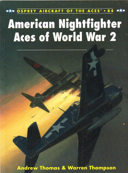 Image for AMERICAN NIGHTFIGHTER ACES OF WORLD WAR 2