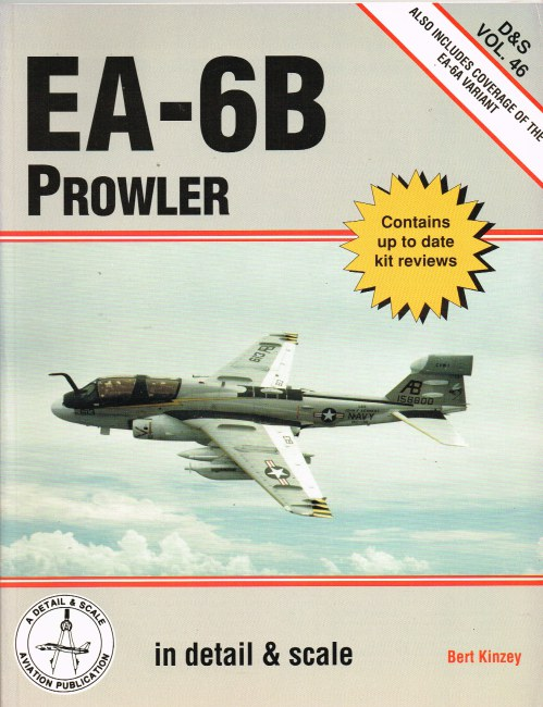 Image for DETAIL & SCALE VOL.46: EA-6B PROWLER
