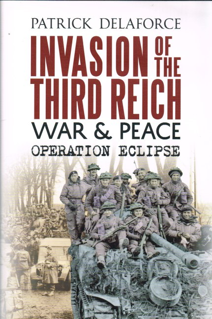 Image for INVASION OF THE THIRD REICH: WAR & PEACE OPERATION ECLIPSE