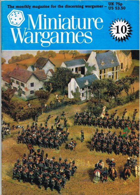Image for MINIATURE WARGAMES NO.10
