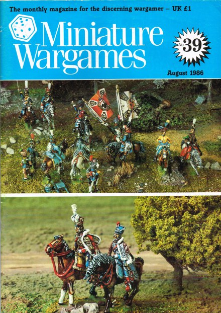 Image for MINIATURE WARGAMES NO.39