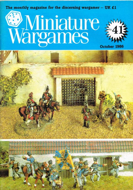 Image for MINIATURE WARGAMES NO.41