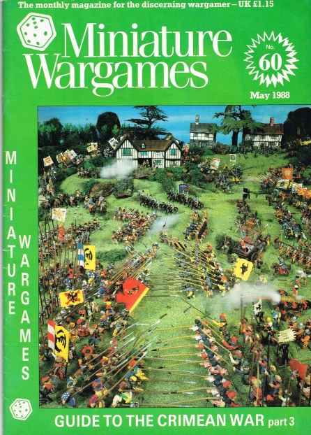Image for MINIATURE WARGAMES NO.60