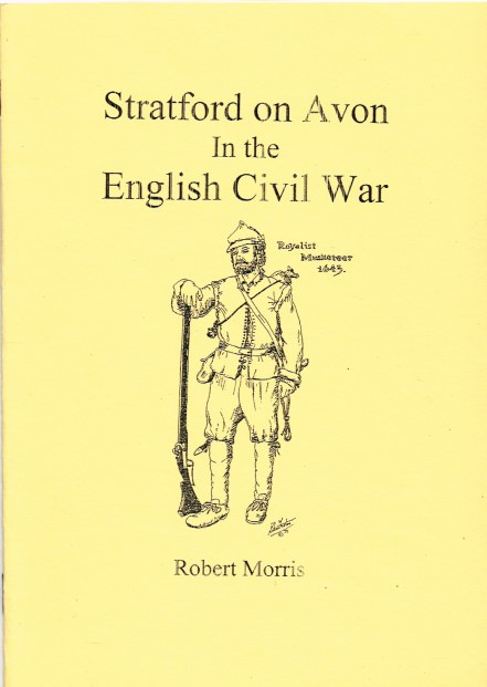 Image for STRATFORD UPON AVON IN THE ENGLISH CIVIL WAR