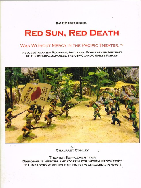 Image for RED SUN, RED DEATH: WAR WITHOUT MERCY IN THE PACIFIC THEATRE