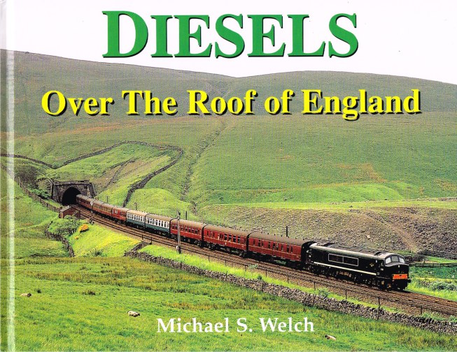 Image for DIESELS OVER THE ROOF OF ENGLAND