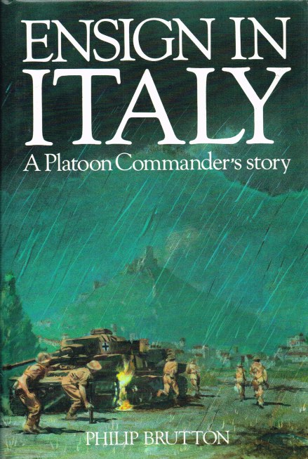 Image for ENSIGN IN ITALY: A PLATOON COMMANDER'S STORY