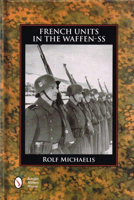 Image for FRENCH UNITS IN THE WAFFEN-SS