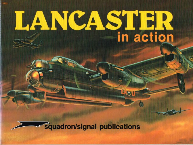 Image for LANCASTER IN ACTION