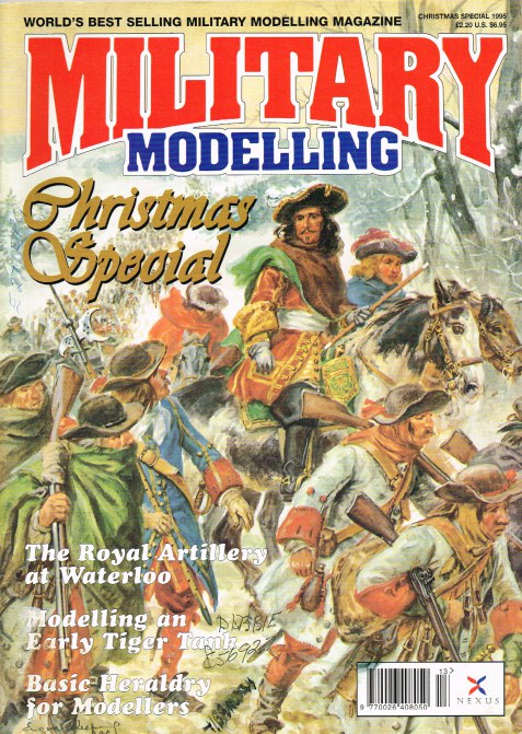 Image for MILITARY MODELLING: CHRISTMAS SPECIAL 1995