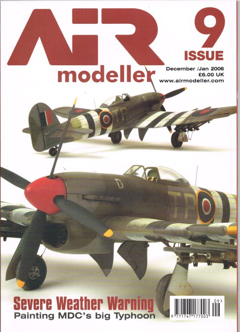 Image for AIR MODELLER: ISSUE 9 DECEMBER / JANUARY 2006