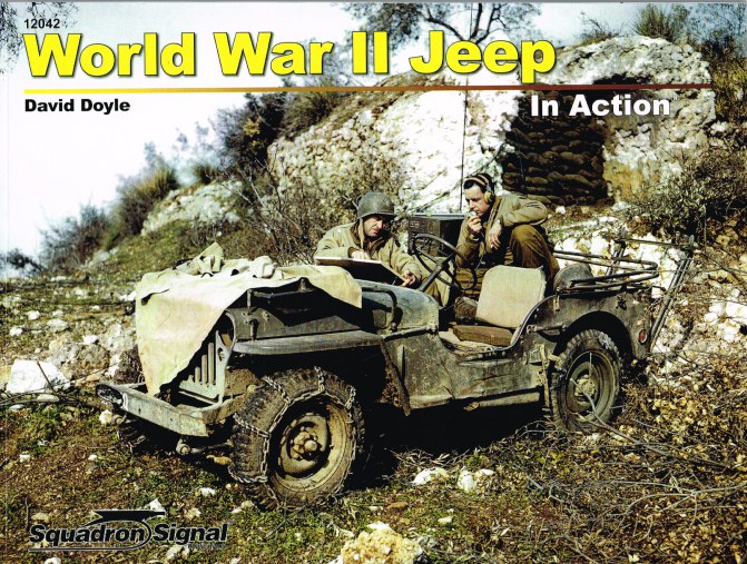 Image for WORLD WAR II JEEP IN ACTION