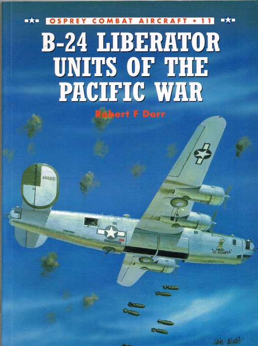 Image for B-24 LIBERATOR UNITS OF THE PACIFIC WAR