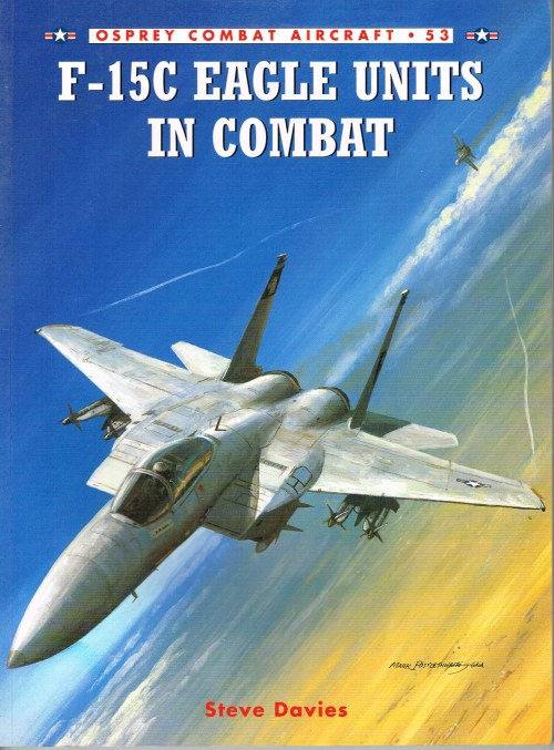 Image for F-15C EAGLE UNITS IN COMBAT
