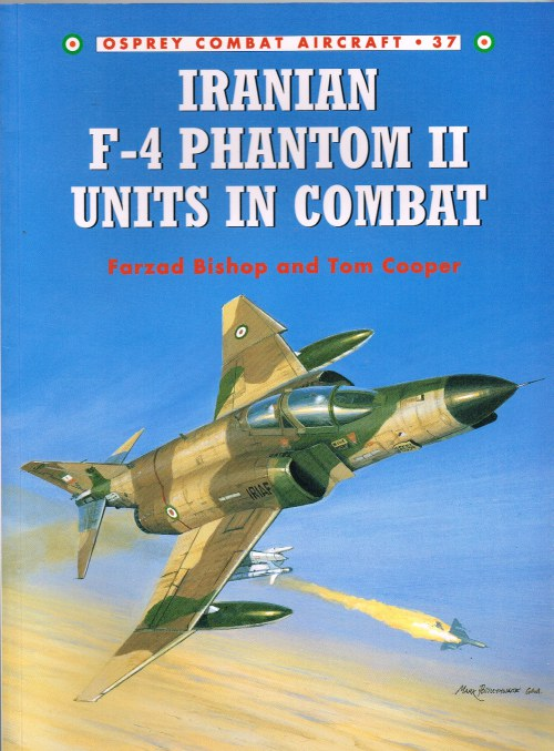 Image for IRANIAN F-4 PHANTOM II UNITS IN COMBAT