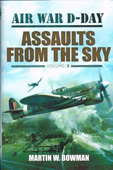 Image for AIR WAR D-DAY VOLUME 2 : ASSAULTS FROM THE SKY