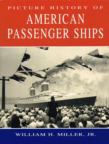Image for PICTURE HISTORY OF AMERICAN PASSENGER SHIPS