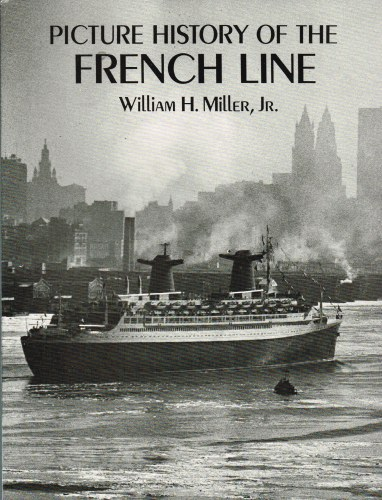 Image for PICTURE HISTORY OF THE FRENCH LINE