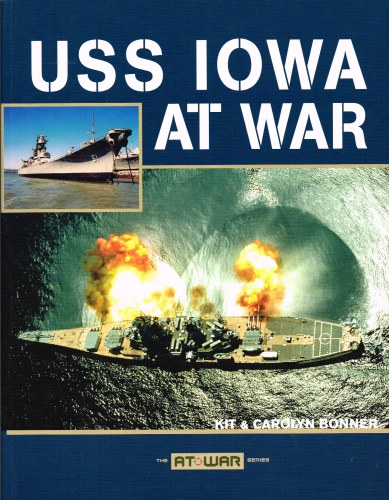Image for USS IOWA AT WAR