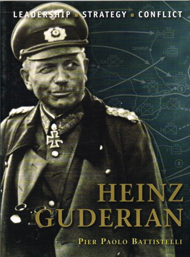 Image for COMMAND 13: HEINZ GUDERIAN