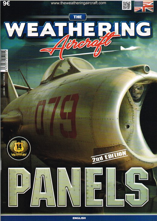 Image for THE WEATHERING AIRCRAFT ISSUE 1: PANELS (2ND EDITION)