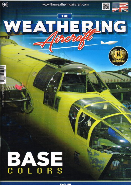 Image for THE WEATHERING AIRCRAFT ISSUE 4: BASE COLORS