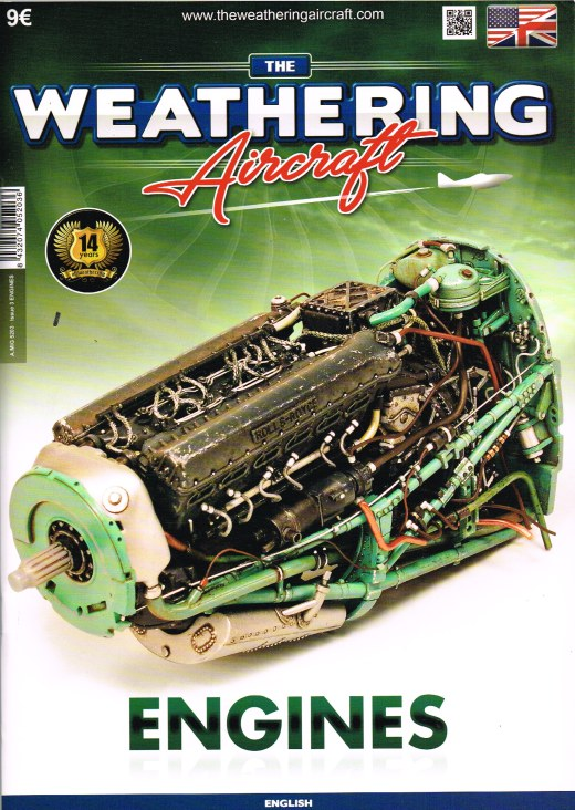 Image for THE WEATHERING AIRCRAFT ISSUE 3: ENGINES