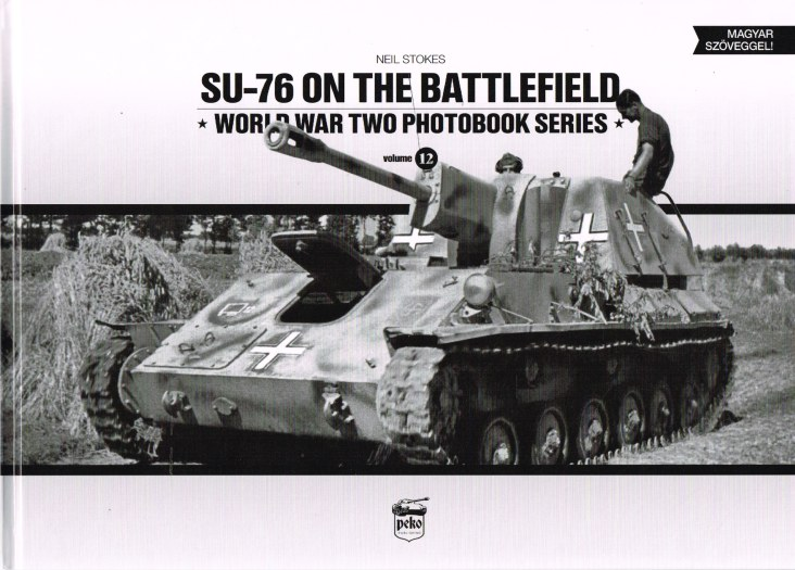 Image for SU-76 ON THE BATTLEFIELD