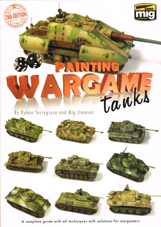 Image for PAINTING WARGAME TANKS (2ND EDITION)
