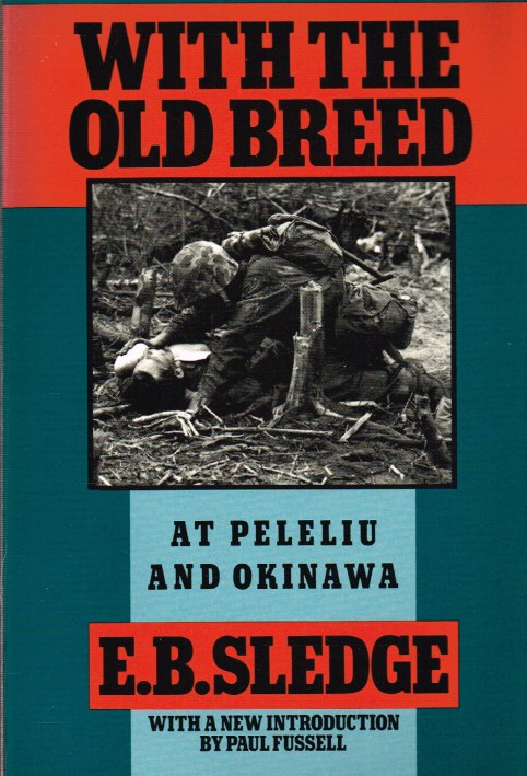 Image for WITH THE OLD BREED AT PELELIU AND OKINAWA