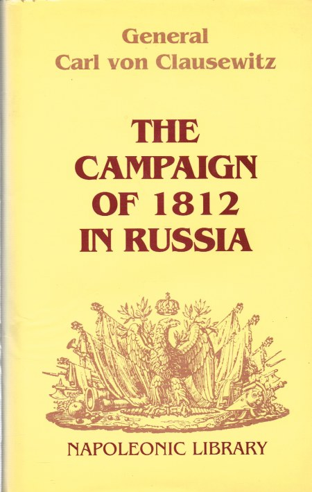 Image for THE CAMPAIGN OF 1812 IN RUSSIA
