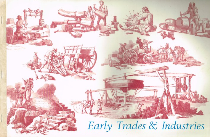 Image for EARLY TRADES AND INDUSTRIES (1808)