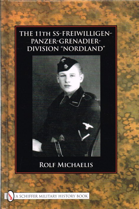 Image for THE 11TH SS-FREIWILLIGEN-PANZER-GRENADIER-DIVISION 'NORDLAND'