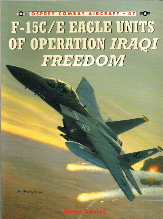 Image for F-15C/E EAGLE UNITS OF OPERATION IRAQI FREEDOM