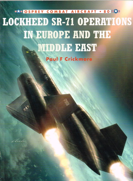 Image for LOCKHEED SR-71 OPERATIONS IN EUROPE AND THE MIDDLE EAST