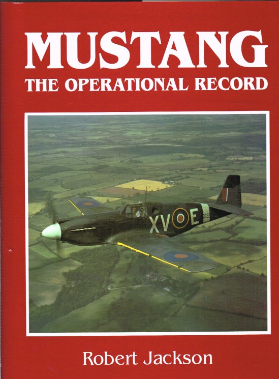 Image for MUSTANG: THE OPERATIONAL RECORD