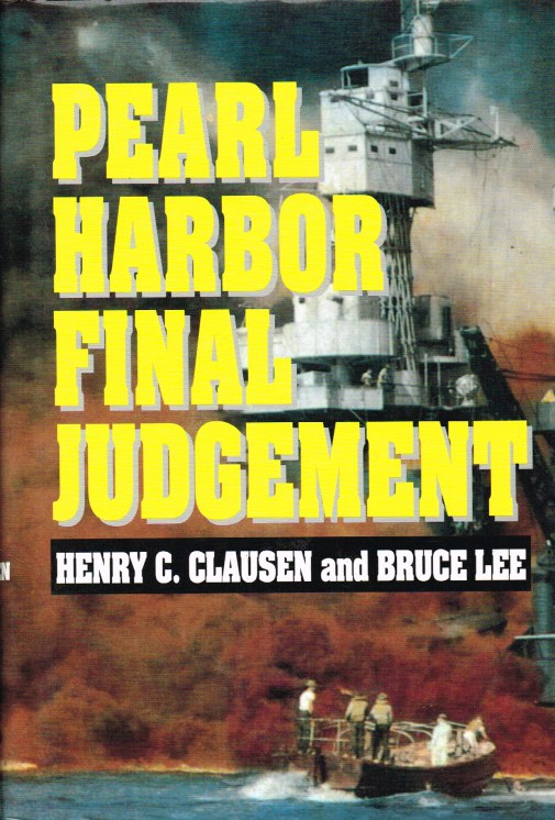 Image for PEARL HARBOR: FINAL JUDGEMENT